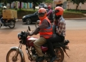Lifesaving skills imparted to Boda-boda cyclist