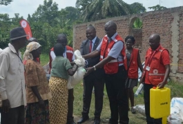 Bundibugyo Receive Food And NFIs