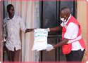 Uganda Red Cross complements Government Interventions in Food Distribution across Kampala.