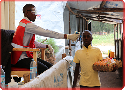 UNICEF and URCS continue to collaborate on sensitizing communities on Ebola.