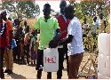 Uganda Red Cross supports the most vulnerable groups in refugee settlements