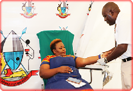 URCS Partners with the Buganda Fraternity to Raise More Units of Blood
